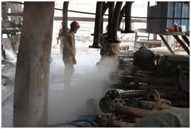 RIDGID管道内窥检测系统成功应用于大型氧化铝工厂