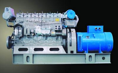 船用发电机管路高效套丝连接- RIDGID 300精致型电动套丝机