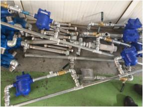 洗涤设备厂新应用-RIDGID 300精致型电动套丝机