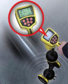城区燃气管网快速探测 - RIDGID SR-20管线定位仪