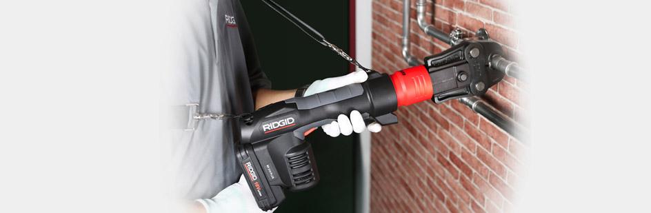 RP310 PLUS电动液压压接工具