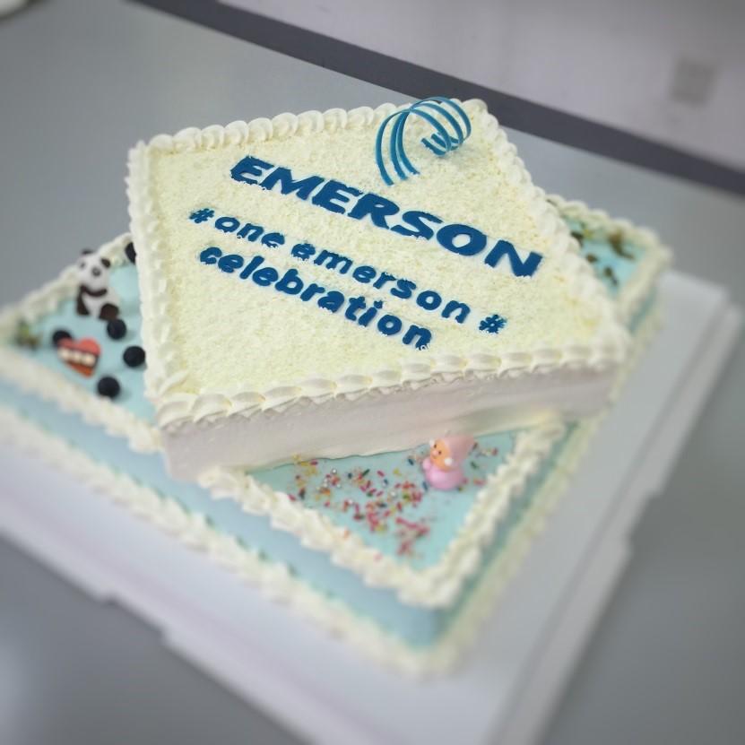 #OneEmerson 员工感谢日,挑战时坚,只因有你