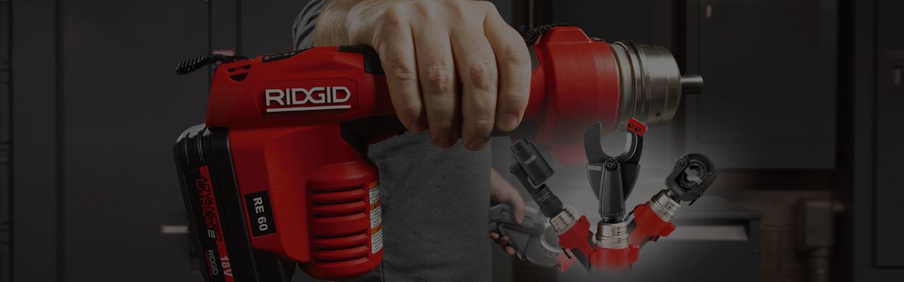 RE 60充电式液压三合一工具