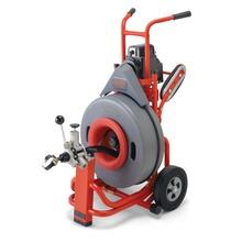 """机器,带 3/4""""(20 mm)导引钢索和标准附件(不含内部钢索)"""